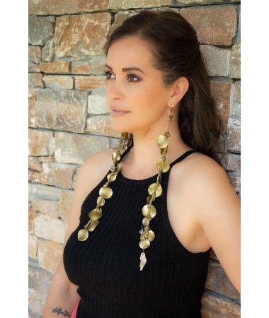 Uhani The Lyra Sea Shels / The Lyra Sea Shels Earrings