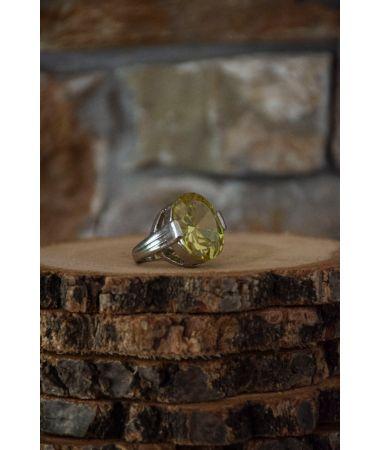 Prstan Yellow Lunar Ring / Yellow Lunar Ring