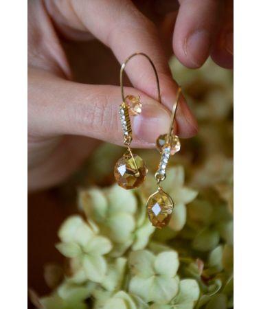 Uhani Sunna / The Sunna Earrings