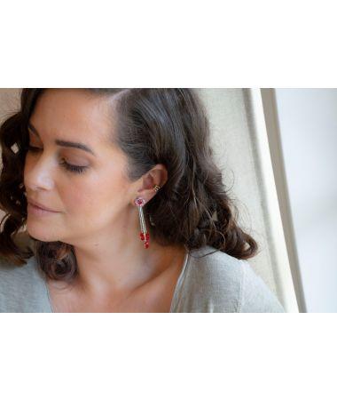 Uhani Mini Winslet / The Mini Winslet Earrings