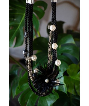 Ogrlica The Diamond Riviera / The Diamond Riviera Necklace