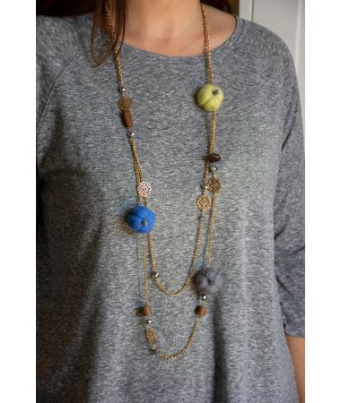 Ogrlica Lucille / The Lucille Necklace