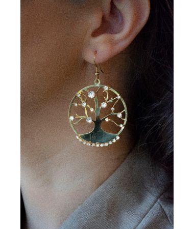 Uhani The Adelaide / The Adelaide Earrings