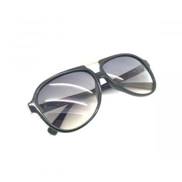 Očala aviator v črni barvi