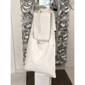 Torba Daria Bela / Shoulder Bag Daria White