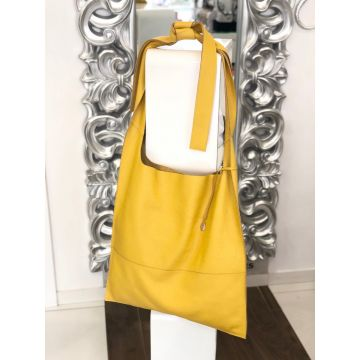 Torba Daria rumena / Shoulder bag Daria yellow
