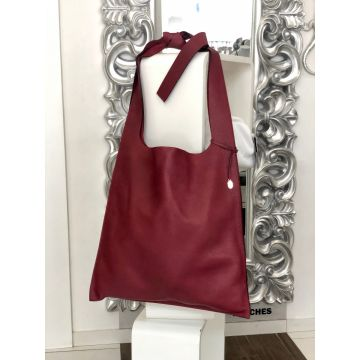 Torba Daria Bordo / Shoulder Bag Daria Dark Red