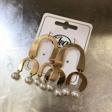 Uhani / Earrings Teeny