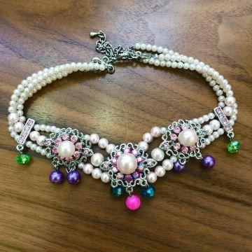 Unikatna ogrlica Issa