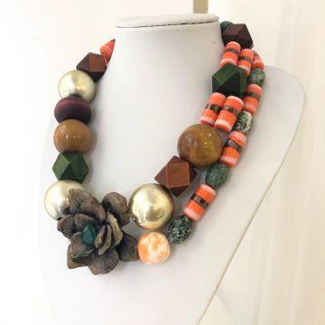 Ogrlica / Necklace Puka