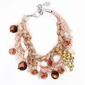 Unikatna ogrlica Camila