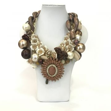 Unikatna ogrlica Tribal
