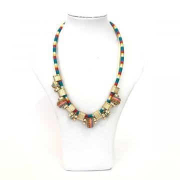 Pisana ogrlica Tribal