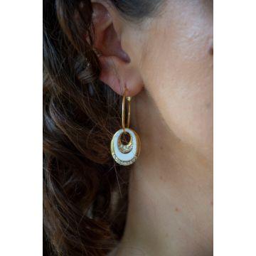 Uhani The Roe / The Roe Earrings