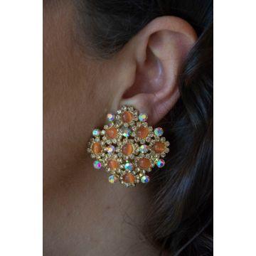 Uhani Floating Diamonds / Floating Diamonds Earrings