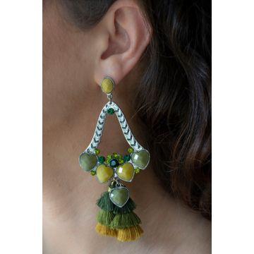 Uhani Nest Egg / Nest Egg Earrings