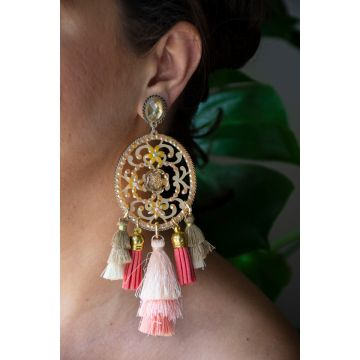 Uhani The Mini Maya / The Mini Maya Earrings