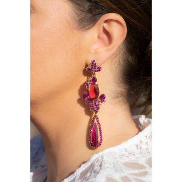 Uhani The Raina / The Raina Earrings