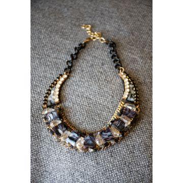 Ogrlica Diamond Ocean / Diamond Ocean Necklace