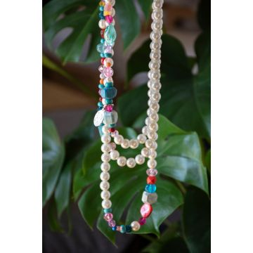 Ogrlica Diamond Pave Soleil / Diamond Pave Soleil Necklace
