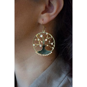 Uhani The Adelaide / The Adelaide Earrings
