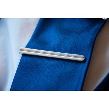 Moška sponka za kravato Enamel / Enamel Tie Clip
