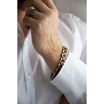 Moška zapestnica Comfort Fit / Comfort Fit Men Bracelet