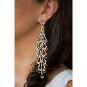 Uhani Juna / The Juna Earrings