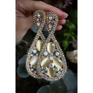 Uhani Pomona / The Pomona Earrings