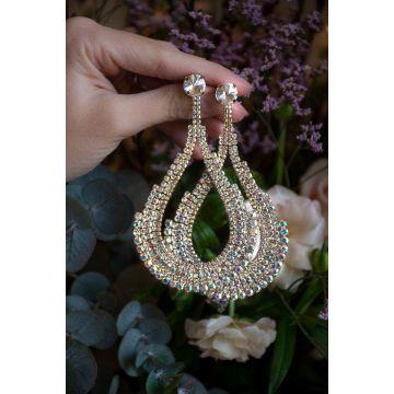 Uhani Dana / The Dana Earrings