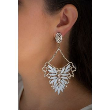 Uhani Aurora / The Aurora Earrings