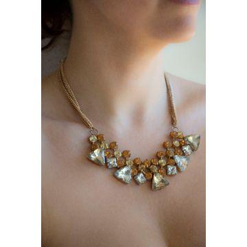 Ogrlica High Sparkle Crystal Edge / High Sparkle Crystal Edge Necklace