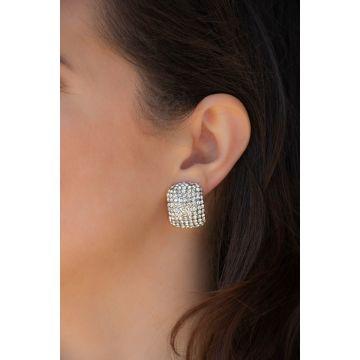 Uhani Diamond Audrey / The Diamond Audrey Earrings