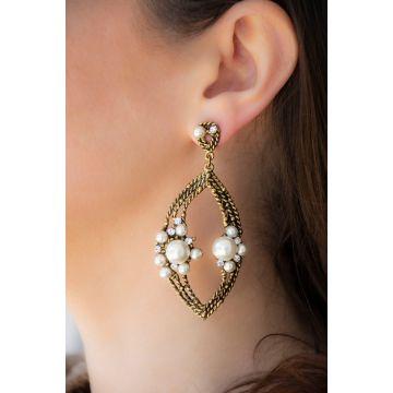 Uhani Soleil Orbit / Soleil Orbit Earrings