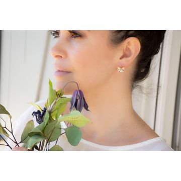 Uhani Forever Yours / The Forever Yours Earrings